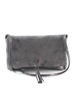 Tom Tailor Mini Bag silver-colored glittery