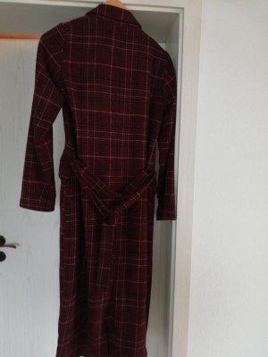 Tom Tailor Floor-Lenght Coat bordeaux