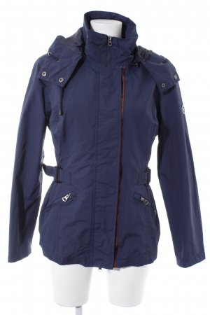 Tom Tailor Outdoorjacke dunkelblau Casual-Look