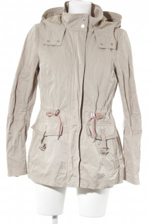 Tom Tailor Outdoor Jacket oatmeal athletic style