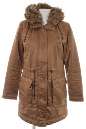 Tom Tailor Parka color cammello stile casual