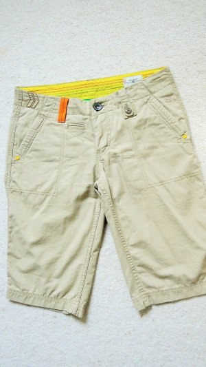 TOM TAILOR POLO TEAM Damen Shorts/ Bermuda khaki oliv Gr. 36 NEU