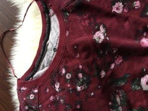Tom Tailor Sweater met korte mouwen veelkleurig