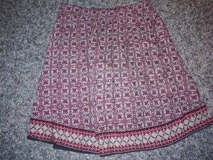 Tom Tailor Asymmetry Skirt bordeaux