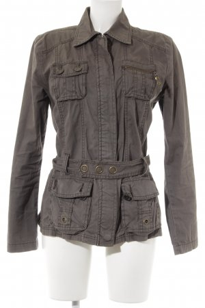 Tom Tailor Safarijacke khaki Casual-Look