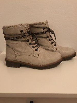 Tom Tailor Boots light grey