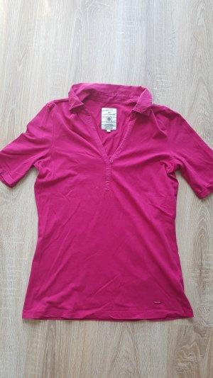 Tom Tailor Camiseta tipo polo violeta