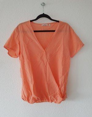 Tom Tailor Shirt Gr. 42 Lachs