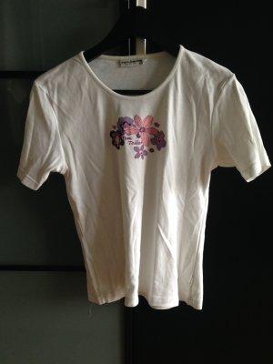 Tom Tailor Shirt mit Blumenaufdruck