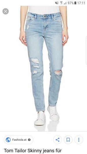 Tom Tailor Skinny Boyfrien Jeans
