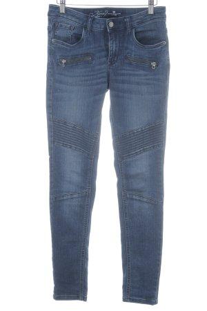 """Tom Tailor Skinny Jeans """"Alexa"""" blau"""