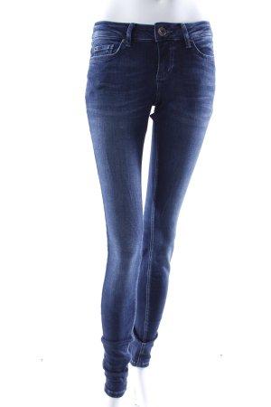 Tom Tailor Skinny Jeans dunkelblau