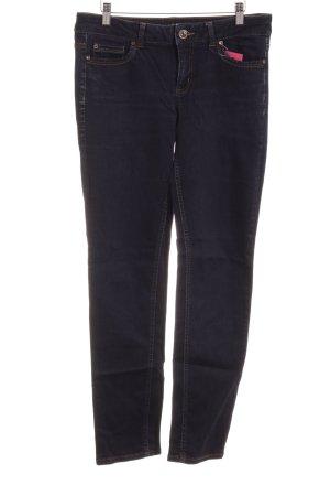 Tom Tailor Skinny Jeans dunkelblau Casual-Look