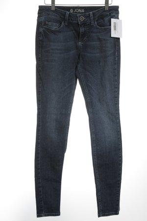 Tom Tailor Skinny Jeans dunkelblau Jeans-Optik