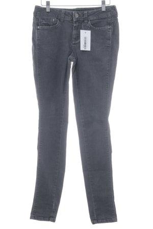 Tom Tailor Skinny Jeans grau Casual-Look