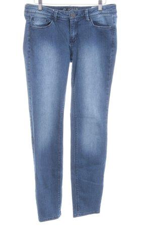 Tom Tailor Skinny Jeans graublau Casual-Look