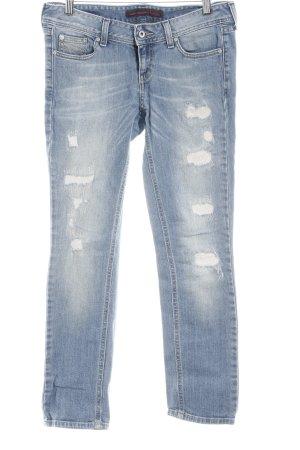 Tom Tailor Skinny Jeans kornblumenblau Casual-Look