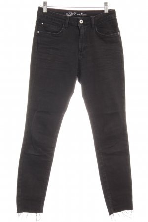 Tom Tailor Jeans skinny nero stile casual