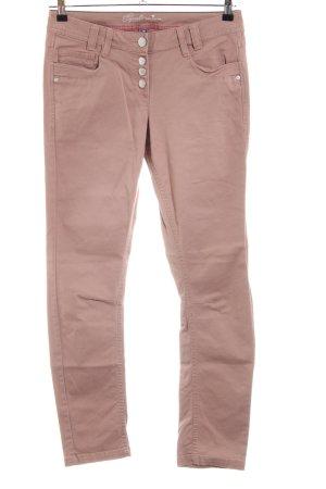 Tom Tailor Jeans slim blanc cassé style décontracté