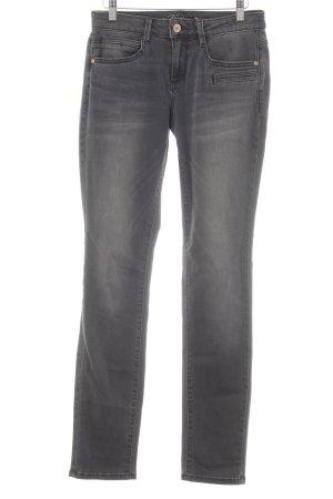 """Tom Tailor Slim Jeans """"Alexa"""" dunkelgrau"""