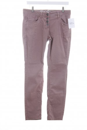Tom Tailor Slim Jeans altrosa Casual-Look