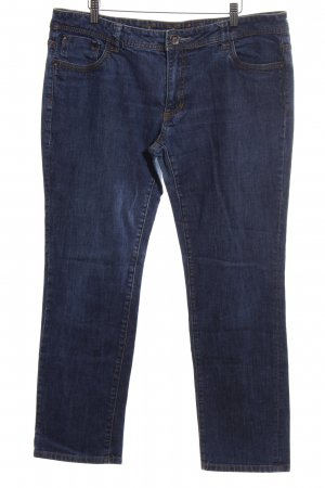 Tom Tailor Slim Jeans blau Casual-Look