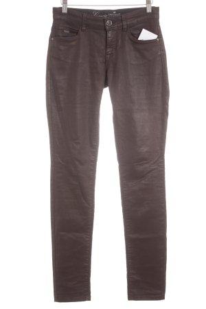 "Tom Tailor Slim Jeans ""Carrie"" braunrot"