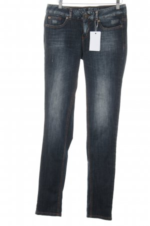 Tom Tailor Slim Jeans dunkelblau Casual-Look