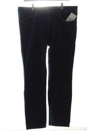 Tom Tailor Slim Jeans dunkelblau Washed-Optik
