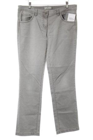 Tom Tailor Slim Jeans grau Casual-Look