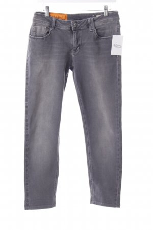 Tom Tailor Slim Jeans grau Jeans-Optik