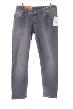 Tom Tailor Slim Jeans grau Jeans-Optik