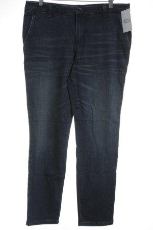 Tom Tailor Slim Jeans stahlblau Casual-Look