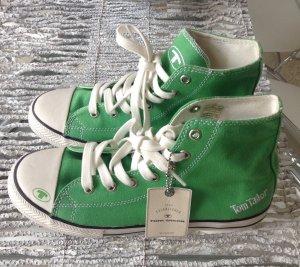 Tom Tailor Sneaker Turnschuhe Sportschuhe grün Gr. 37 NEU!