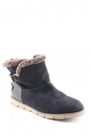 Tom Tailor Snowboots mehrfarbig Casual-Look