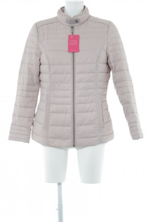 Tom Tailor Quilted Jacket light pink quilting pattern casual look
