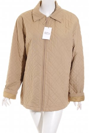 Tom Tailor Steppjacke ocker Steppmuster Casual-Look