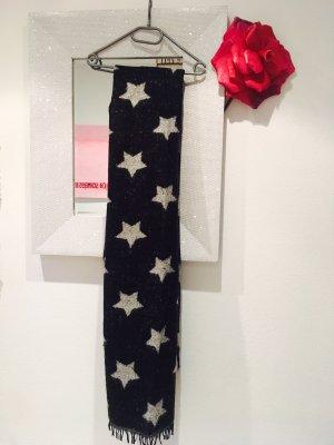 Tom Tailor Sternen-Schal / ungetragen