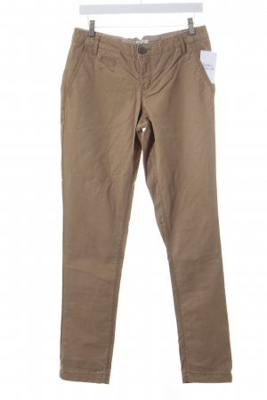 Tom Tailor Pantalone jersey beige stile casual