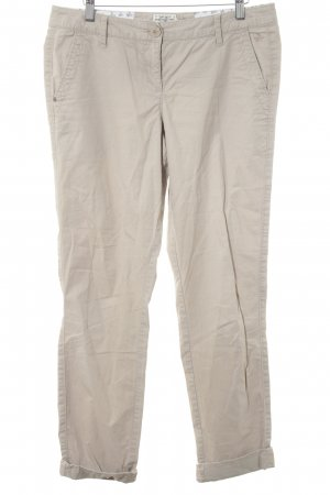 Tom Tailor Stoffhose beige Street-Fashion-Look