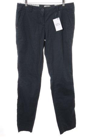 Tom Tailor Stoffhose dunkelblau Street-Fashion-Look