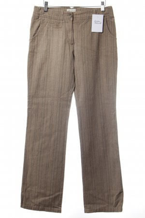 Tom Tailor Jersey Pants herringbone pattern street-fashion look
