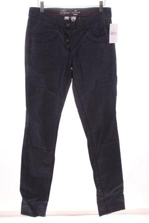Tom Tailor Stoffhose graublau schlichter Stil