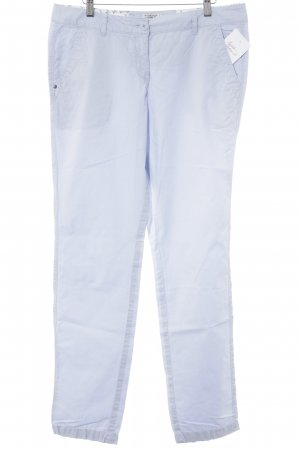 Tom Tailor Stoffhose himmelblau Casual-Look