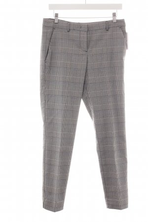 Tom Tailor Stoffhose Karomuster Casual-Look