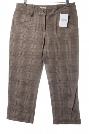Tom Tailor Jersey Pants check pattern street-fashion look