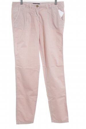 Tom Tailor Stoffhose rosa Casual-Look