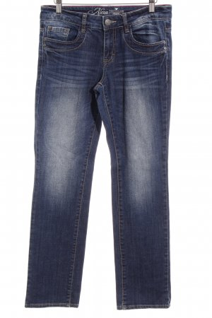 "Tom Tailor Straight-Leg Jeans ""Alexa"" blau"