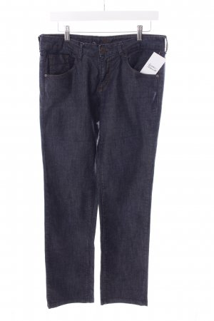 Tom Tailor Straight-Leg Jeans dunkelblau Casual-Look