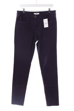 Tom Tailor Straight-Leg Jeans dunkelviolett schlichter Stil